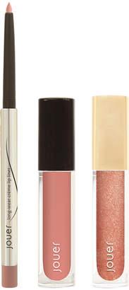 Jet Set Jouer Cosmetics Le Nude Lip Kit