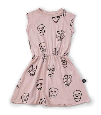 Nununu Skull Mask Dress