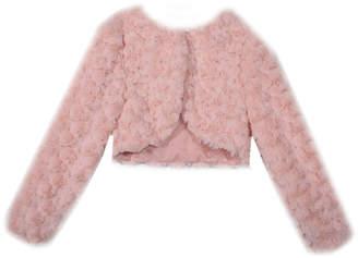 Bonnie Jean Long Sleeve Cardigan - Baby Girls