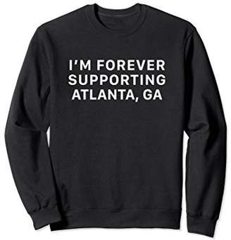 Forever Supporting Atlanta Sweater