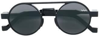 Va Va Vava round frame sunglasses