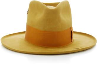 Oasis Nick Fouquet Beaver Felt Fedora Hat