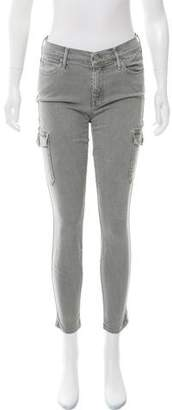 Mother The Charmer Mid-Rise Jeans