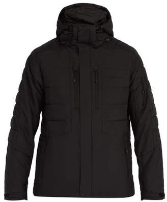 Peak Performance Shiga Padded Ski Jacket - Mens - Black