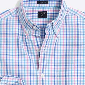 J.Crew Factory Slim washed shirt