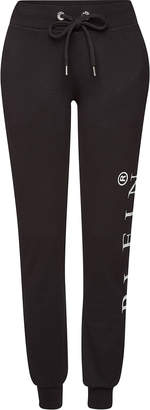 Philipp Plein Original Printed Cotton Sweatpants