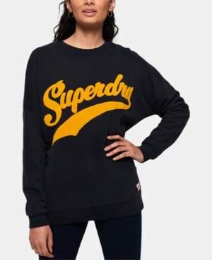 Superdry Blair Applique Logo Sweatshirt