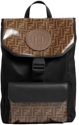 eedc373e66fb Fendi Brown Backpacks For Men - ShopStyle UK
