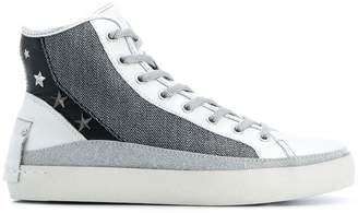 Crime London Euphoria Stars sneakers