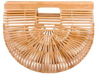 Cult Gaia Small Bamboo Ark Bag