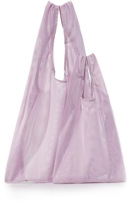 BAGGU Mesh Bag Set $28 thestylecure.com