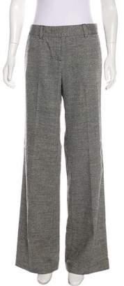 Tory Burch Tweed Wide Leg Pants