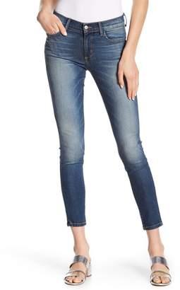 Ralph Lauren Siwy Denim Faded Skinny Jeans