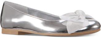 Nina Bow-Detail Ballet Flats, Little Girls & Big Girls