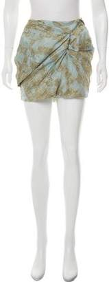 Edun Silk Mini Skirt w/ Tags