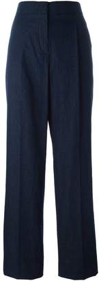 Emilio Pucci straight denim trousers