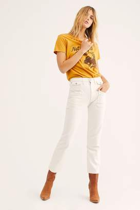Citizens of Humanity Kamilla Patch Pocket Flare Jeans