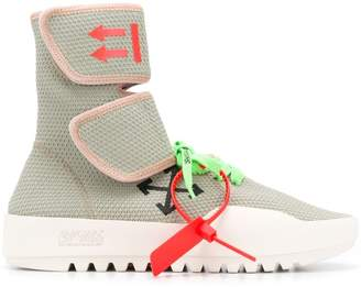 Off-White CST-001 moto wrap sneakers