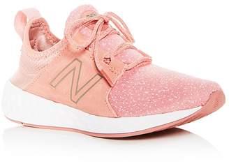 New Balance Women's Cruz Lace Up Sneakers
