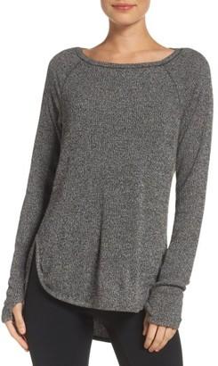 Women's Zella Don'T Sweat It Sweater $59 thestylecure.com