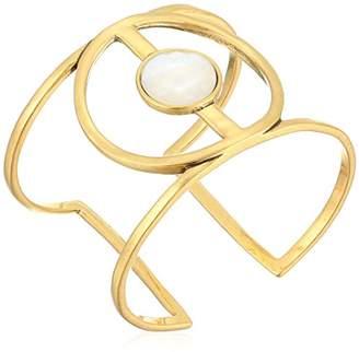 Lucky Brand Women's Mop Statement Cuff Bracelet