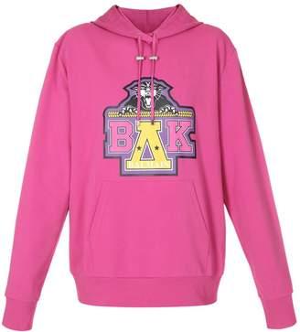 Balmain FOR BEYONC Sweater For Beyonc Limited Edition Sweatshirt With Maxi Bak Print