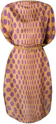 MM6 MAISON MARGIELA oversized printed dress
