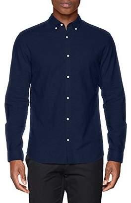 Jack and Jones Men's Jprsummer L/s Button Down STS Formal Shirt