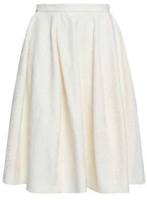 DELPOZO Jacquard Skirt