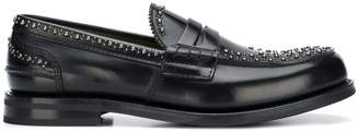Church's slip on loafers
