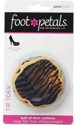 Foot Petals Tip Toes 3-Pack Safari Women's Insoles Accessories Shoes