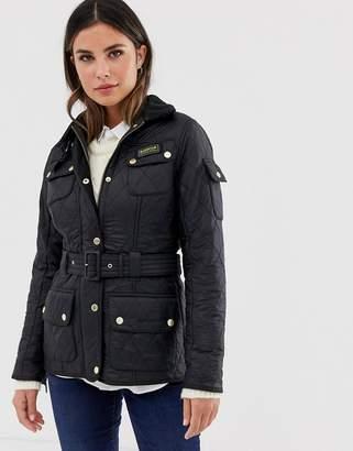 Barbour international polarquilt classic jacket