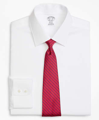 Brooks Brothers Regent Fit Limited-Edition Non-Iron Interchangeable-Collar Shirt