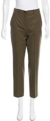 Michael Kors Wool Mid-Rise Pants w/ Tags