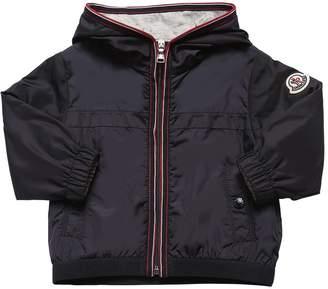 Moncler Anton Hooded Nylon Jacket