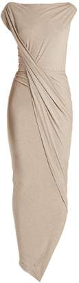 Vivienne Westwood Vian draped-front jersey dress