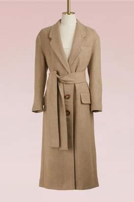 Acne Studios Woolen Cade Coat