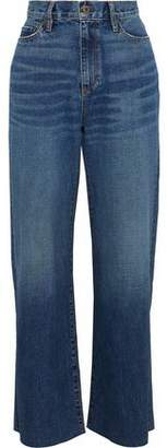 Simon Miller Musa High-Rise Wide-Leg Jeans