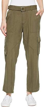 Volcom Junior's Vol Plus Cargo Military Pant