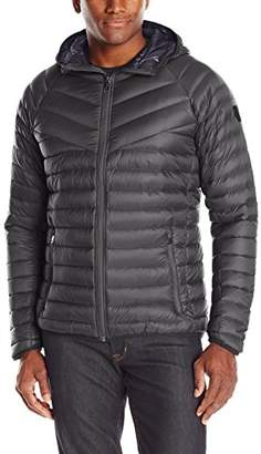London Men's Hooded Puffer Jacket