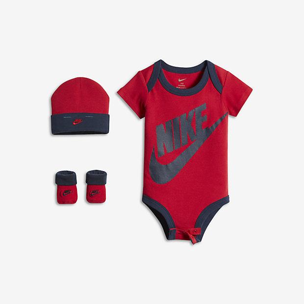 Nike Futura Three-Piece Infant Boys' Set