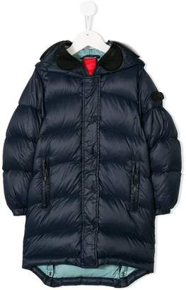 AI Riders On The Storm Kids long visor padded coat