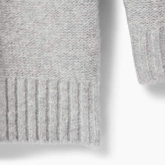 Roots Girls Cable Knit Tunic Sweater