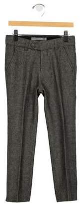 Appaman Fine Tailoring Boys' Tweed Pants black Fine Tailoring Boys' Tweed Pants