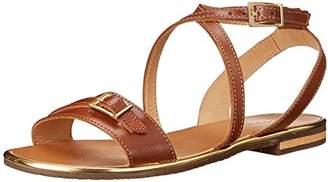 Geox Women's D Sozy Flat Sandal