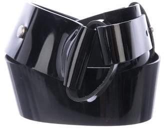 Marni Patent Waist Belt