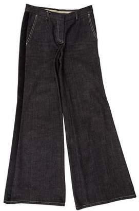 Alessandro Dell'Acqua Mid-Rise Wide-Leg Jeans
