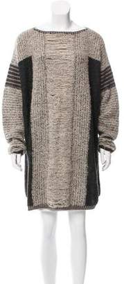 Gary Graham Alpaca Oversize Sweater