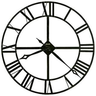 Howard Miller Lacy Wall Clock, Black, 86cm