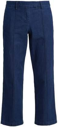 A.P.C. Cooper cotton pintuck jeans